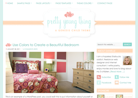 Pretty Child Theme