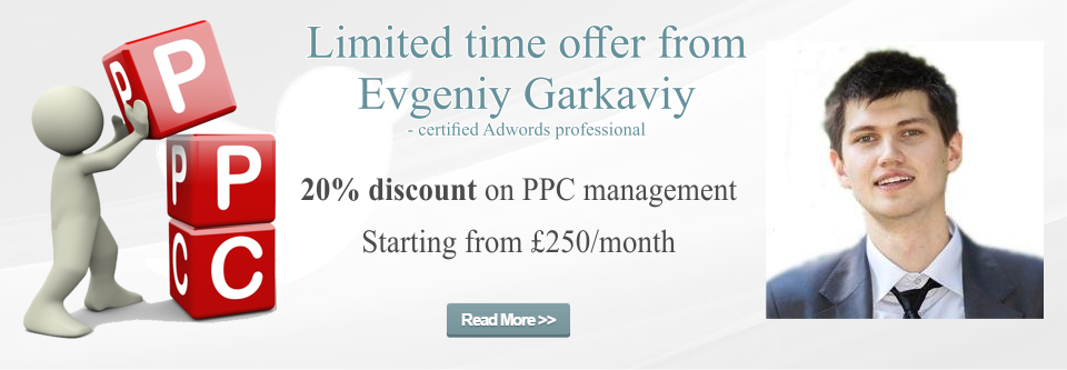 UK Adwords Consultant for Small Businesses. PPC Campaign Management