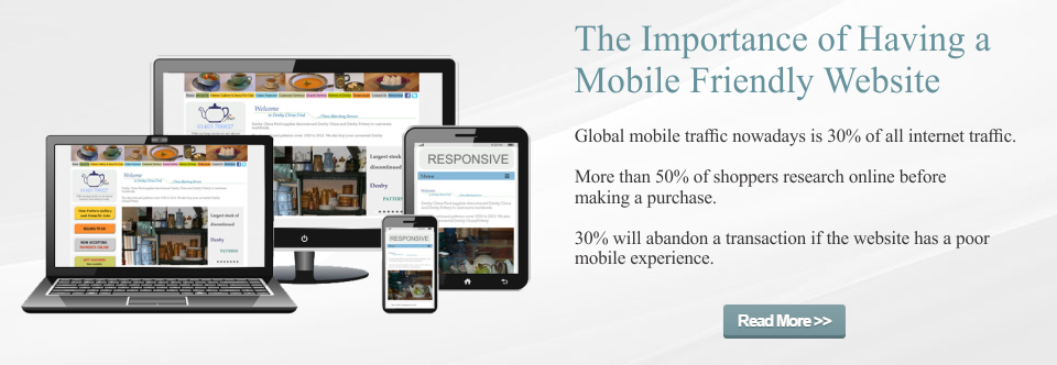 The Importance of Having a Mobile Friendly Website