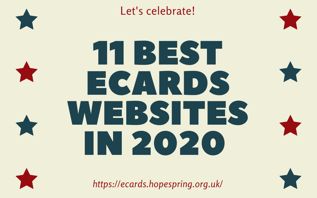11 of the best eCards websites in 2020