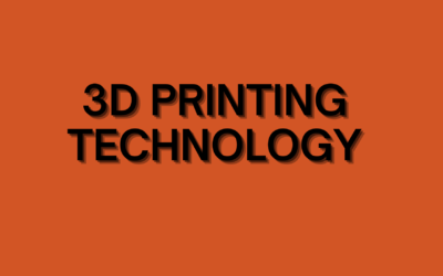 6 Great Benefits of Using 3D Printing Technology