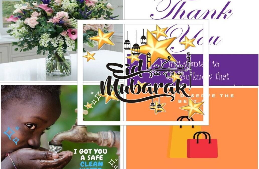 Eid Adha 2021 Best Charity eCards and Gifts to Send