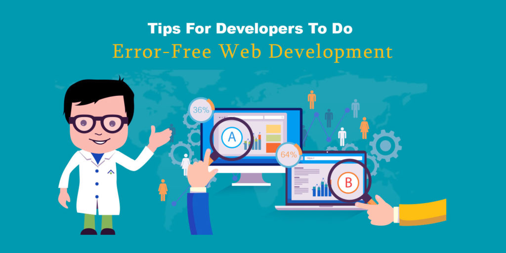 Common mistakes to avoid in web development - update