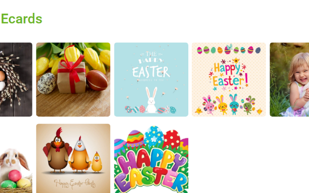 10 Best Digital Easter eCard Sites 2021