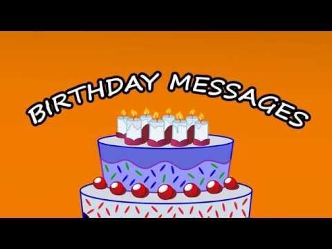 Happy Birthday Greetings app