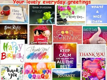 10 Of The Best Free Greetings Cards And Ecards App On Android Platform