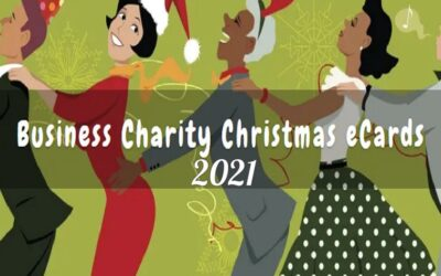 Best Corporate Charity Christmas eCard Solution For Business 2021