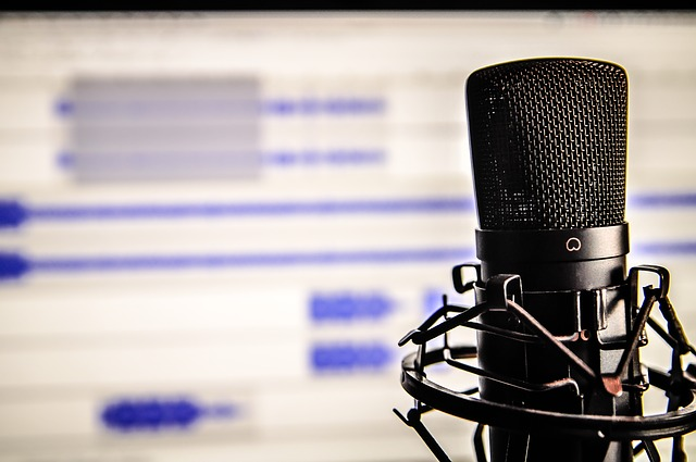 Podcasts integration into marketing