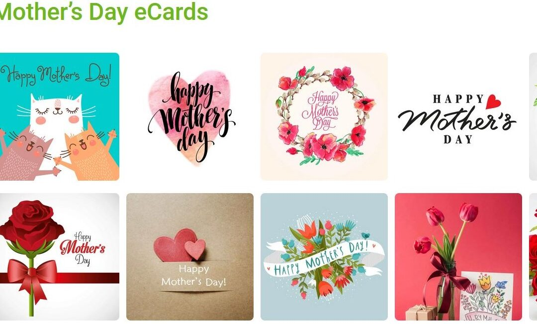 15 of the Best Mother's Day eCard sites 2021