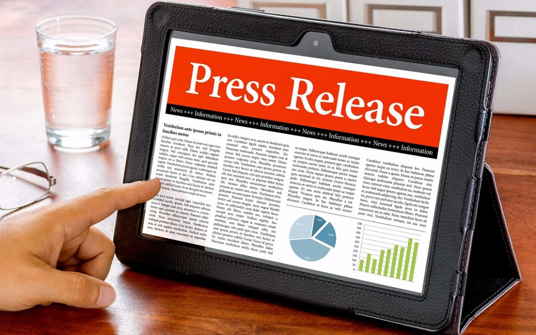 How to use press release to drive traffic to your website?