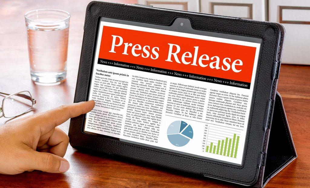Press release picture