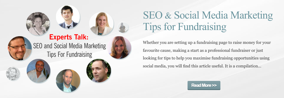 SEO & Social Media Marketing Tips for Fundraising