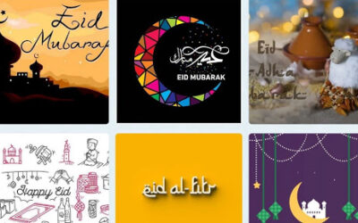 12 of the best eCard sites for Eid Fitr and Eid Adha